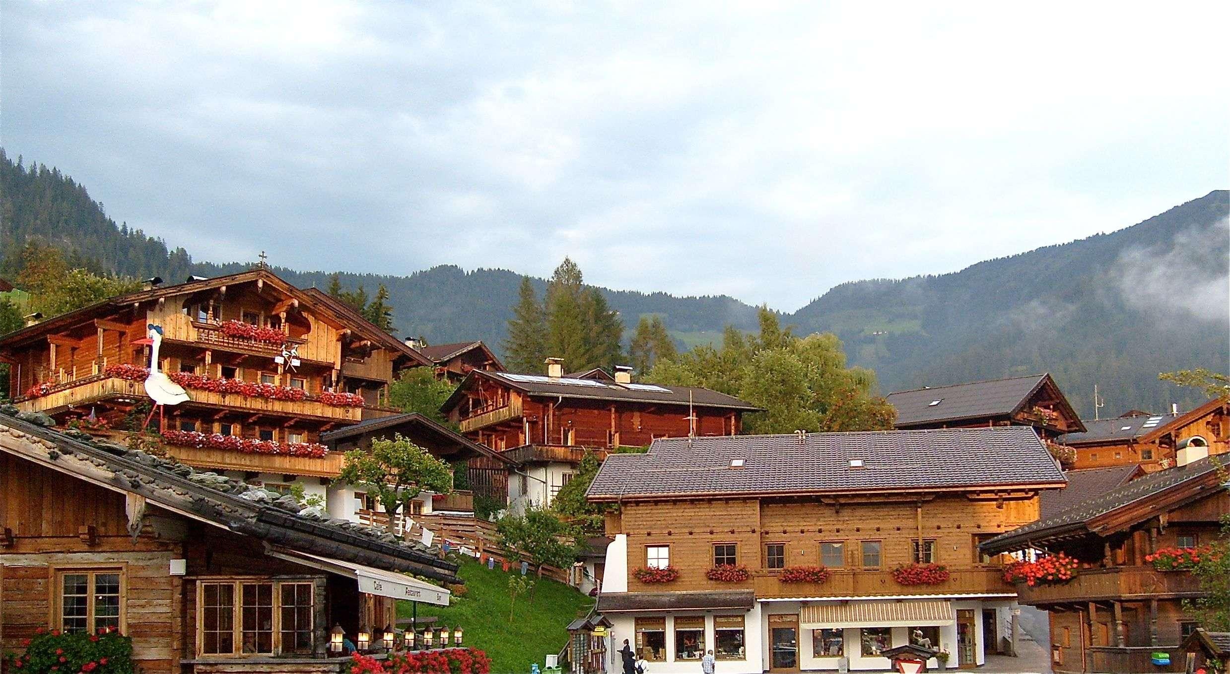 Alpbach-by