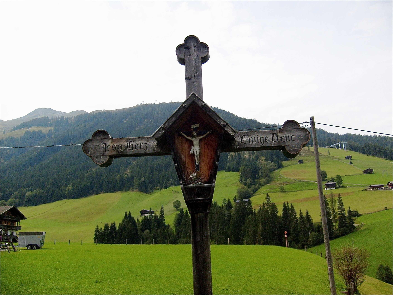Alpbach-krucifix